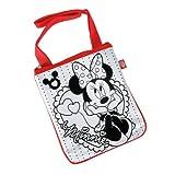 Simba Color Me Mine Minnie Mouse Sling Bag, Multi Color