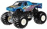 Hot Wheels Monster Jam The Patriot Die-Cast Vehicle, 1:24 Scale