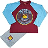 Boys West Ham United Football Club 100% Cotton Pyjamas set[9-10 Years][Multi]