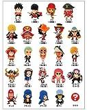 Anime Chara Heros - The Movie One Piece Film Z (20pcs)