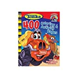 Tonka Truck Mammoth Coloring & Activity Book (400 Pages)