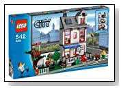 LEGO City Set 8403 City House