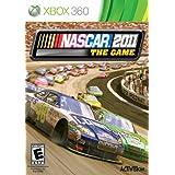 NASCAR The Game 2011 - Xbox 360