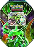 Pokemon Rayquaza EX Power Beyond Fall Collector Tin 2015 Sealed