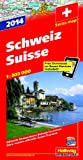 Switzerland (English, French, Italian and German Edition)