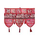 Rajrang Traditional Door Decor Hanging Handmade Toran Bandhanwar - B00NV82O5W