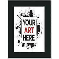 Buy Frame With Your Photo 12 X 16 Black Personalized Picture Photo Frames Gift For Your Loves Ones