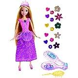 Disney Princess Tangled Gem Hair Styler Rapunzel Doll
