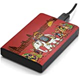 MeSleep Ethnic Wedding Hard Drive Skin