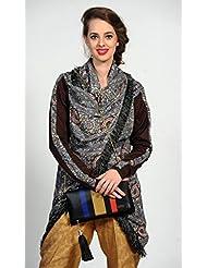 Mix N Match Multi Stylish Folder Clutch Fashion Bag With Multi Pocket - B01IBJWQ7G
