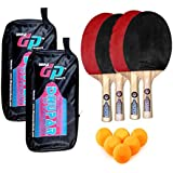 Dhupar Products Wood Table Tennis Set (Dp-Dexterous-4)