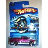 #2006 141 Dodge Ram 1500 Purple Collectible Collector Car Mattel Hot Wheels 1:64 Scale