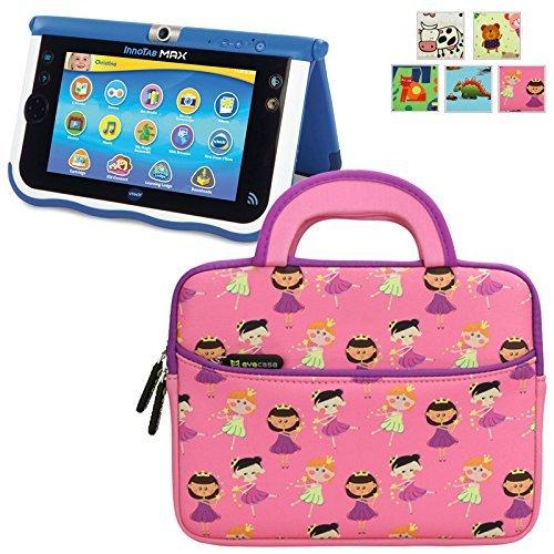 Evecase Vtech Storio Max Vtech Housse Sacoche en néoprène avec poignée Pour Tablette PC Enfant , Vtech Storio Max 5
