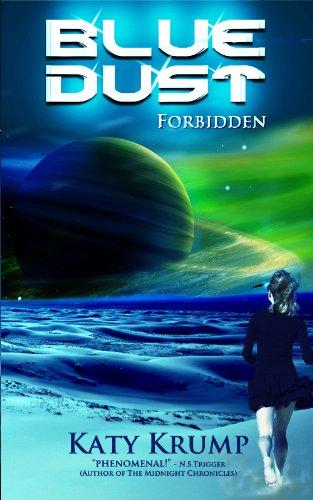 Book: Blue Dust - Forbidden by Katy Krump