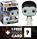 Bride of Frankenstien: Funko POP! x Universal Monsters Vinyl Figure + 1 FREE Classic Sci-fi & Horror Movies Trading Card Bundle [41724]