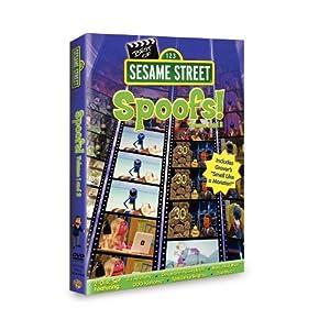 Sesame Street Spoofs