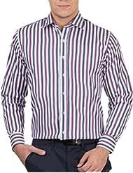 Arihant Men's Cotton Poly Cotton Formal Full Sleeve Shirt