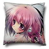 Vicwin-One Sora no Otoshimono Icarus Pillow Cushions Cosplay