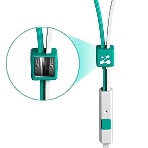 Zipbuds Tangle-Free Technology
