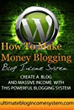 How To Make Money Blogging- How To Make Money With A Blog By Monetizing and get massive traffic and sell products or services with your wordpress blog.