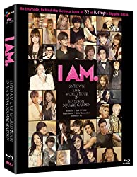 I AM: SMTOWN Live at Madison Square Garden [Blu-Ray]