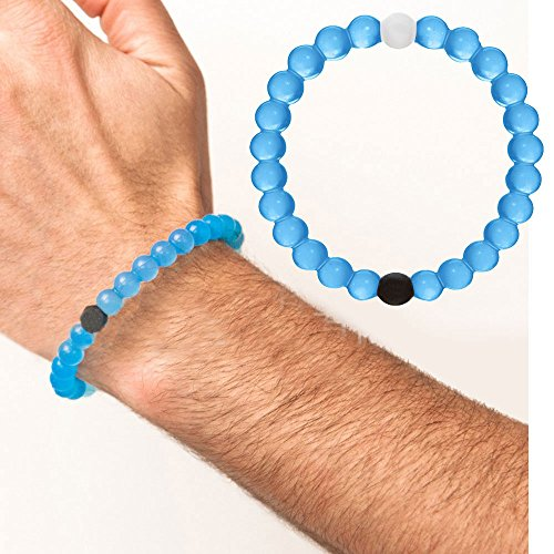 bracelet from mount everest 7th element silicone beaded bracelet bangle mud from dead 5013