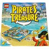 LEGO Search For The Pirate S Treasure Board Game