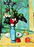 EuroGraphics Blue Vase by Cezanne 1000 Piece Puzzle