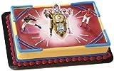Decopac Power Rangers Mega Force DecoSet Cake Topper