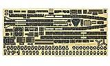 HASEGAWA 72110 1/350 Photo Etch Parts IJN Destroyer Yukikaze by Hasegawa