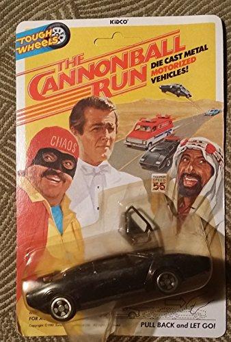 1981 Tough Wheels Kidco The Cannonball Run Lamborghinni Countach LP 500S Mint In Package