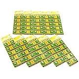 100 AG3 392 LR41 Alkaline Batteries SR41 Buttton Cell (10 Pack Of 10. 100 Total)