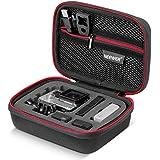 Neewer® NW100 7x5.5x3 Inch/18x14x7cm Small EVA Shockproof Case With Buckle For GoPro Hero 4/3+/3/2/1 SJ4000 SJ5000...