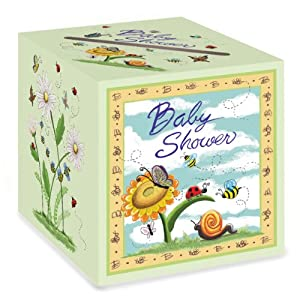 Amazon.com: Baby Shower Card Box: Kitchen & Dining