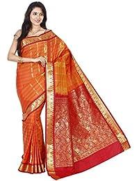 Kanchipuram Silk Saree Sumanjali Pattu Saree Handloom