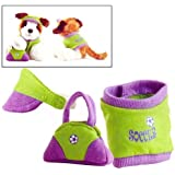 Aurora Plush Fancy Pals Dress Up Hip Blossom Outfit For 8 Inch Mini Flopsies