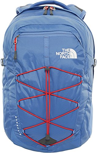 The North Face Borealis Sac à dos Moonlight Blue/Rouge Taille Unique