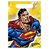 Superman Returns Treat Sacks, 8ct