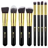 Bestope Professional Women Makeup Cosmetic Brush Set Blending Shadow Powder Foundation Eyeshadow Blush Brushes