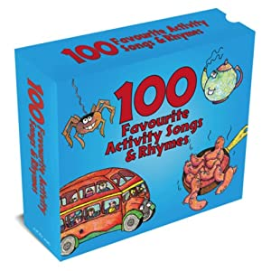 100 Favourite Activity Songs and Rhymes