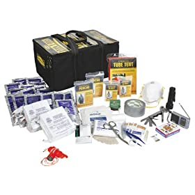 Safeguard Home Base Two Person Emergency Preparedness Kit