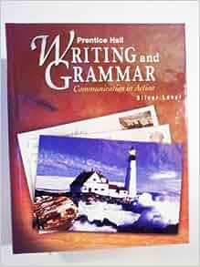 BJU Press Grade 8 Writing and Grammar