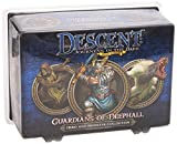 Descent Second Edition: Guardians of Deephall Hero and Monster Collection