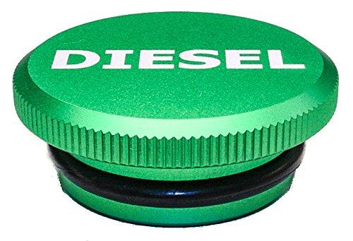 2013-2016 Dodge Ram Diesel Billet Aluminum Fuel Cap Magnetic