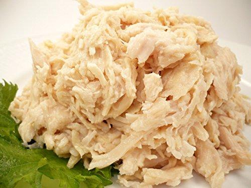蒸し鶏ほぐし身 500g 味付き ブイヨン 業務用 ササミ ほぐし身 鶏肉 とり 低カロリー