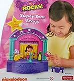 Fisher-Price Dora The Explorer: Dora Rocks Super Star Stage