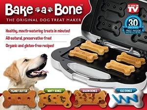 Amazon.com : Bake-A-Bone The Original Dog Treat Maker