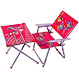 Baby & Kids Table Chair Set Toy Set Red By Occasions