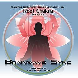 Root Chakra - Muladhara Meditation Music with Brainwave Entrainment