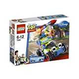 Lego- Toy Story 7590 Woody And Buzz To The Rescue